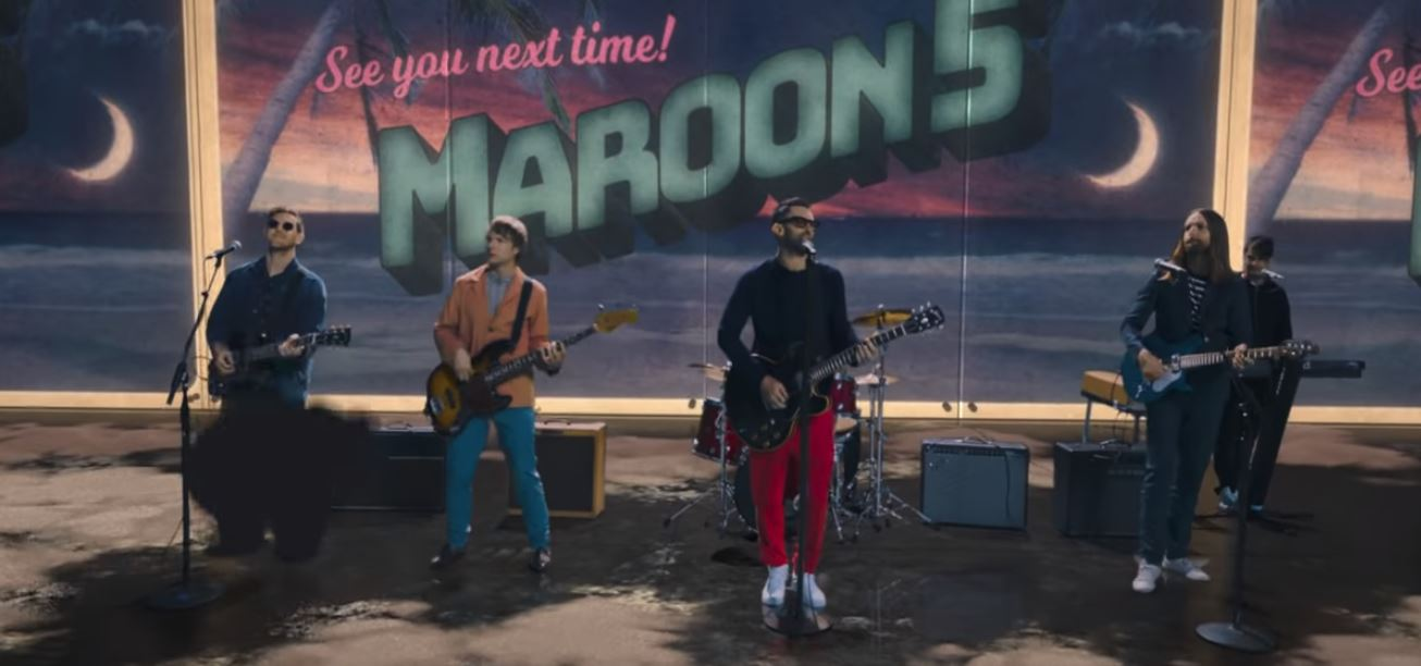 maroon 5 three little birds cover bob marley