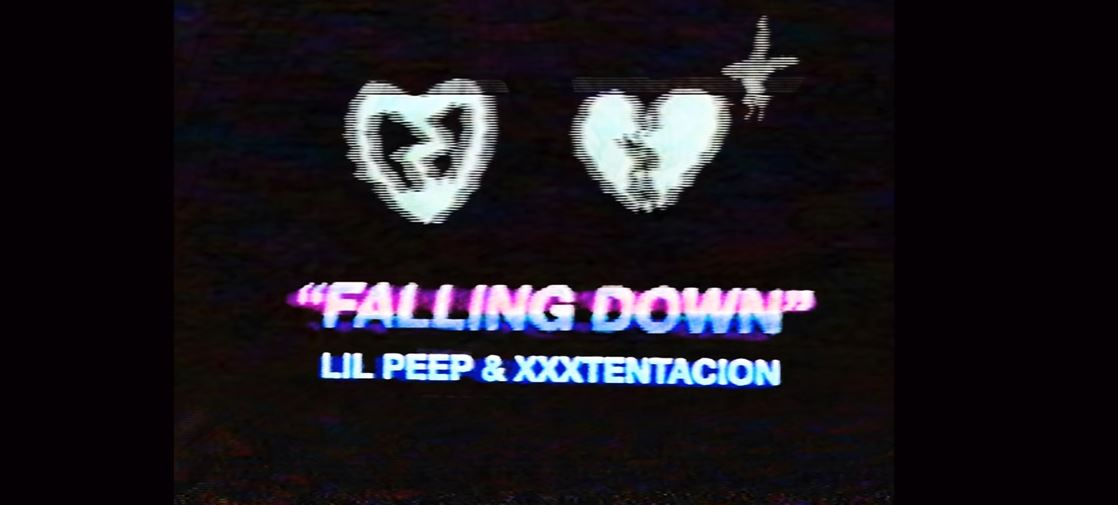 lil peep xxxtentacion falling down single review