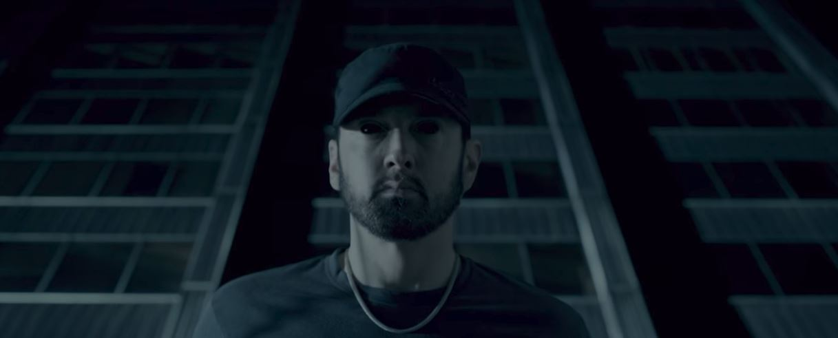 eminem fall music video kamikaze