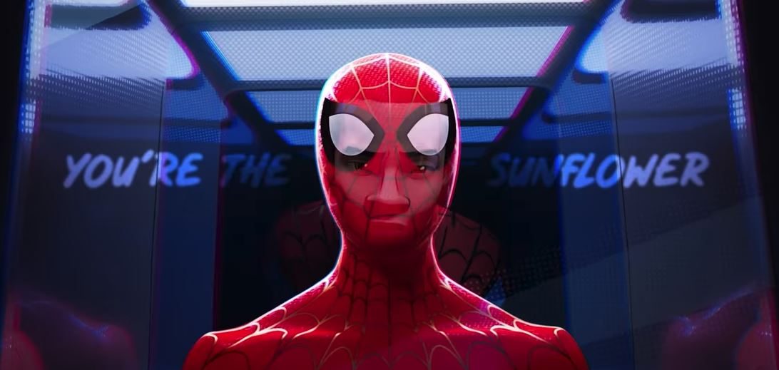 post malone swae lee sunflower spiderman into the spider verse