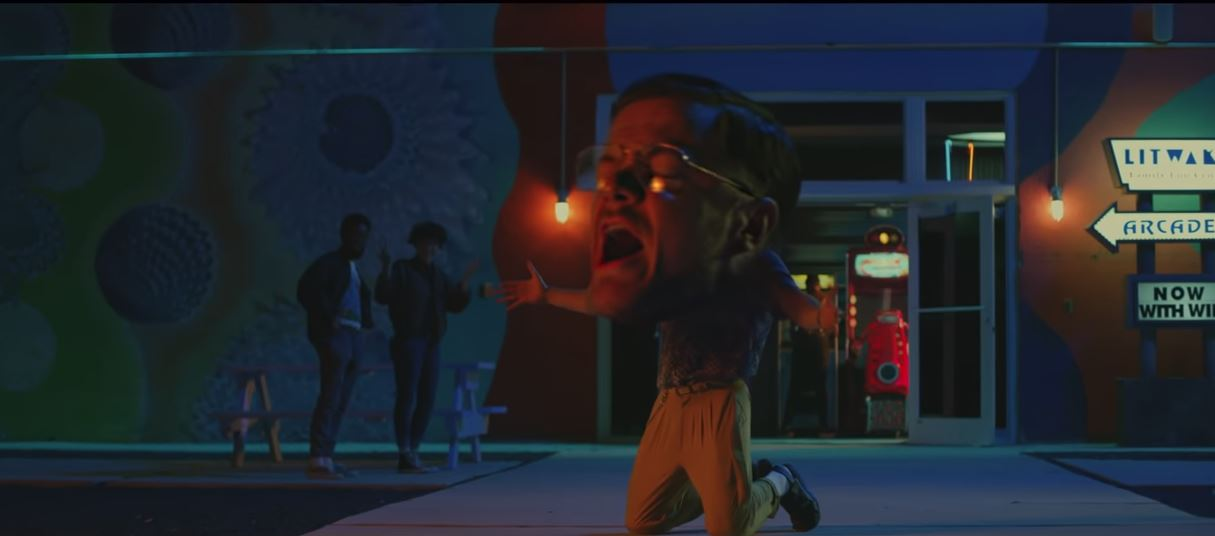 imagine dragons zero music video ralph breaks the internet