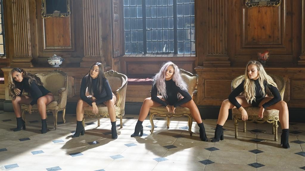 little mix woman like me music video hot