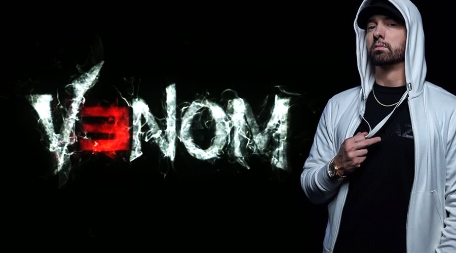eminem venom music video trailer snippet