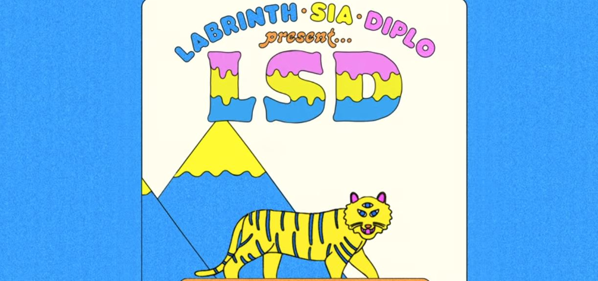lsd mountains single lyrics review meaning