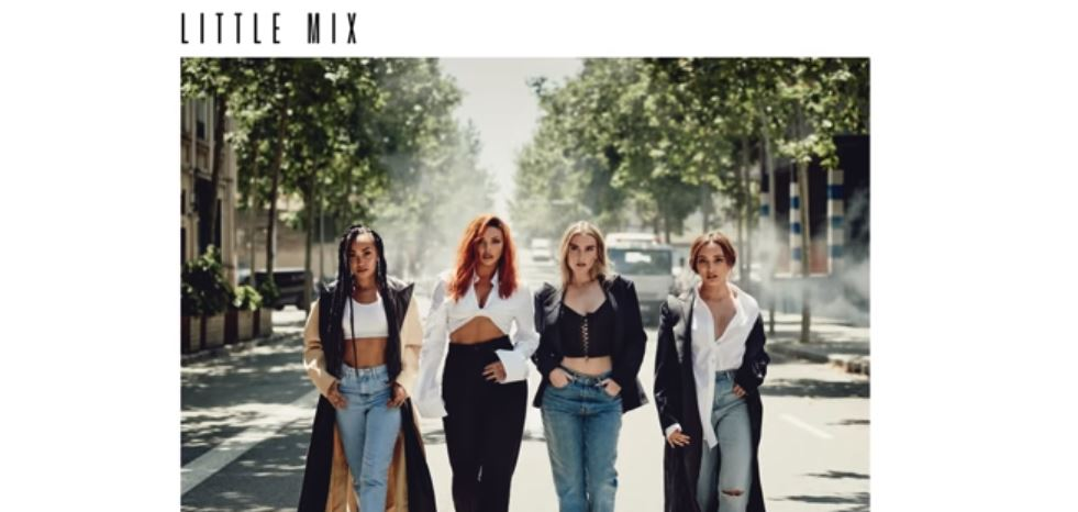 little mix strip lm5 lyrics review meaning