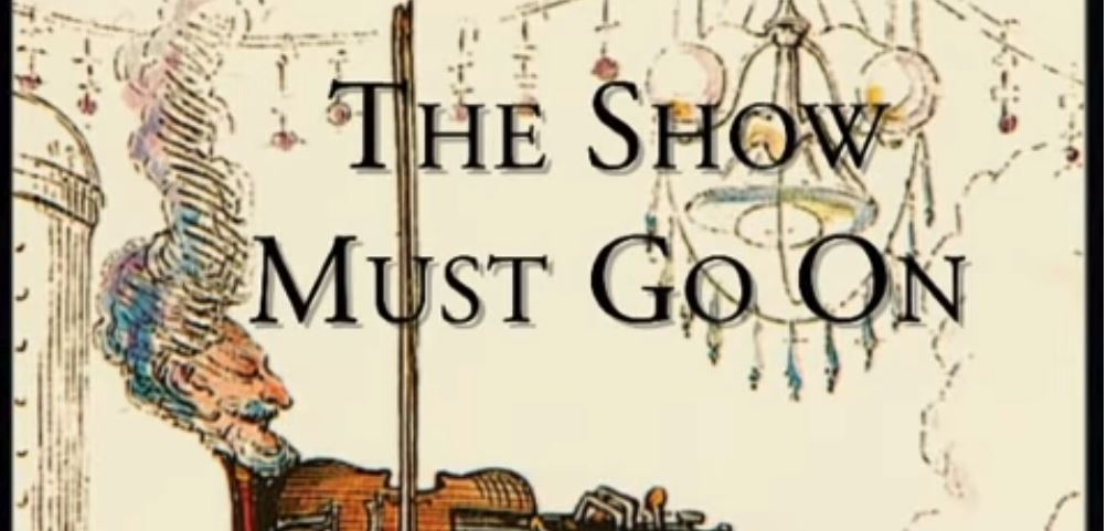 queen the show must go on lyrics review song meaning video