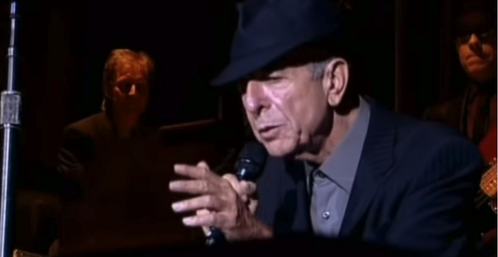 leonard cohen hallelujah lyrics review meaning