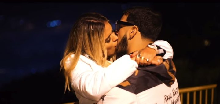anuel aa karol g secreto music video love