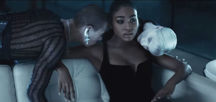 sam smith normani dancing with a stranger music video