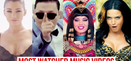 music videos 1 billion views youtube 2019