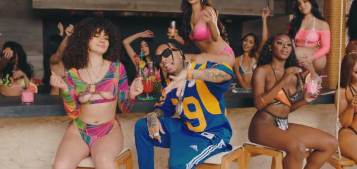 tyga girls have fun video