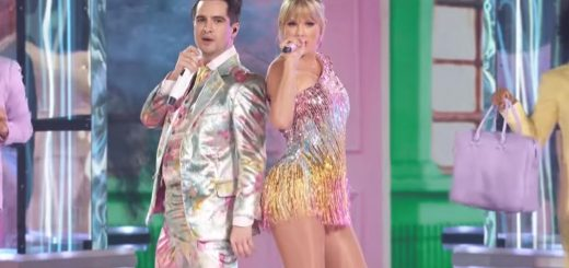 taylor swift brendon urie ME! billboard music awards 2019