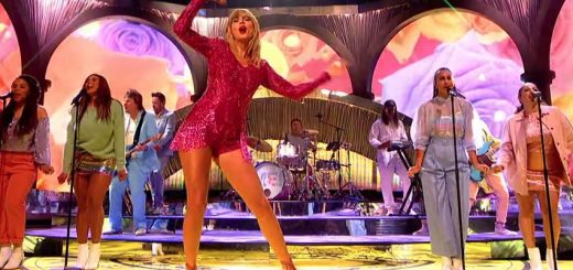 taylor swift Me! live grahan norton show