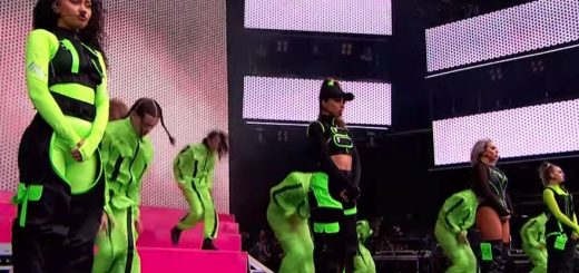 little mix woman like me bbc radio 1's big weekend 2019