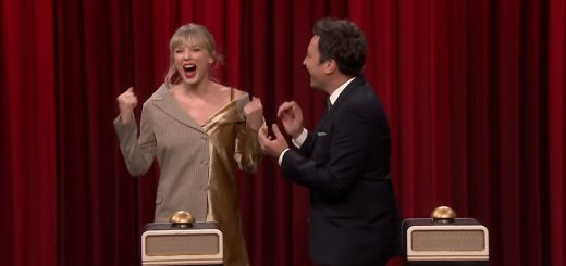 taylor swift name that song challenge jimmy fallon