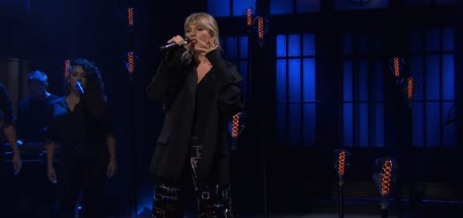 taylor swift false god lover live snl