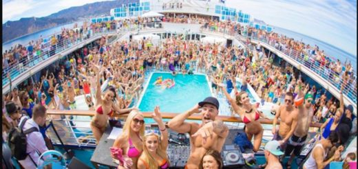 music festival cruise top 5 2019