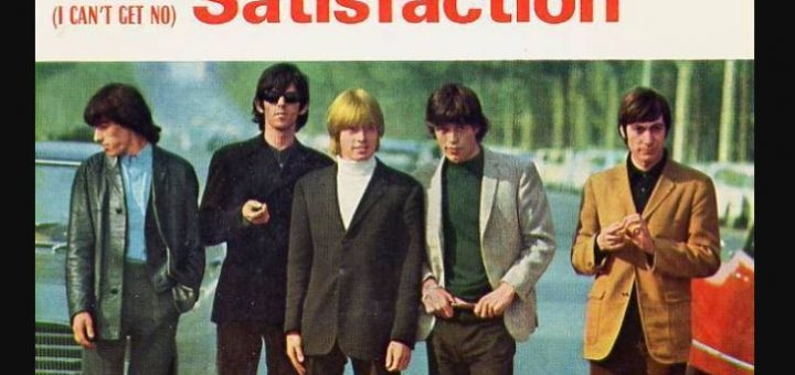 the rolling stones (I Can't Get No) Satisfaction